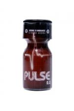 Poppers Pulse 2.0 10ml : L'arôme aphrodisiaque préféré des clubbers, à l'Amyle, avec des effets puissants et durables, en flacon de 10 ml.