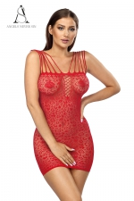 Robe Rubi rouge - Angels nevers Sin
